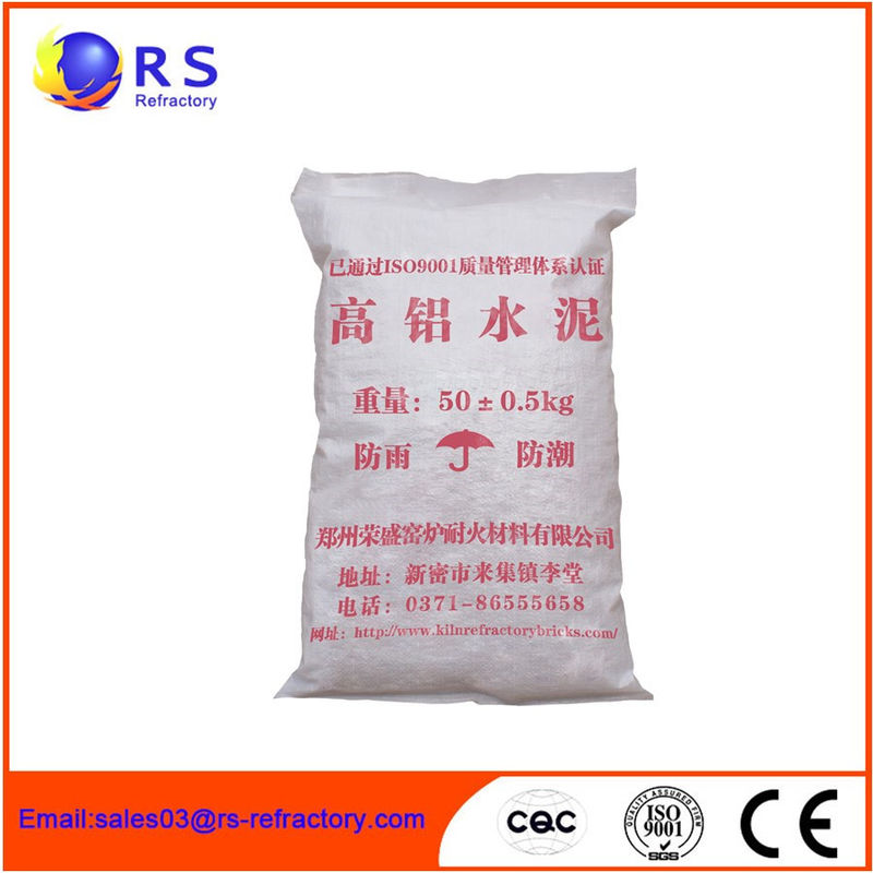 High Strength Hydraulic Calcium Aluminate Cements In Construction Concrete
