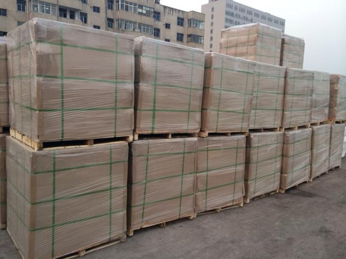Fire Protection Thermal Insulation Blankets , White Ceramic Fiber Insulation Blanket