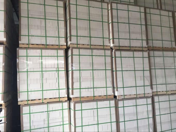 Heat Insulation Kaowool Ceramic Fiber Blanket 600mm ,610mm Width White Color