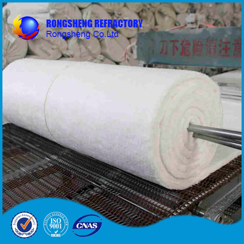 Light - weight heat resistant ceramic fiber board high temperature resistance