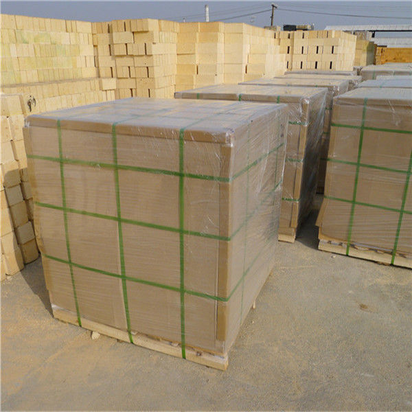 Different Size high temp brick , Sintered AZS Refractory Brick for Glass Furnace
