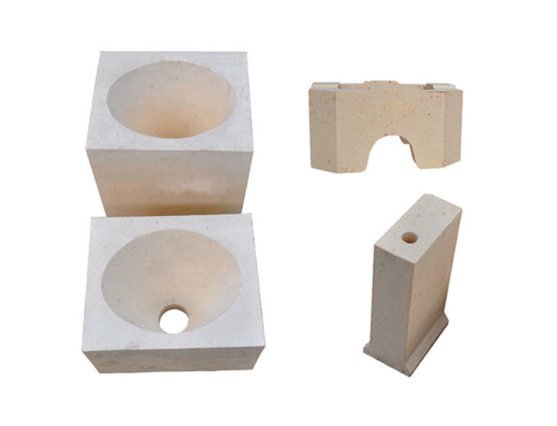 Special Shaped Corundum Mullite Insulating Refractory Bricks With Acid Resistant