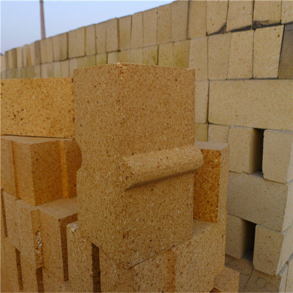 Different Shaped Refractory Fire Bricks Fire Resistant For Fireplaces