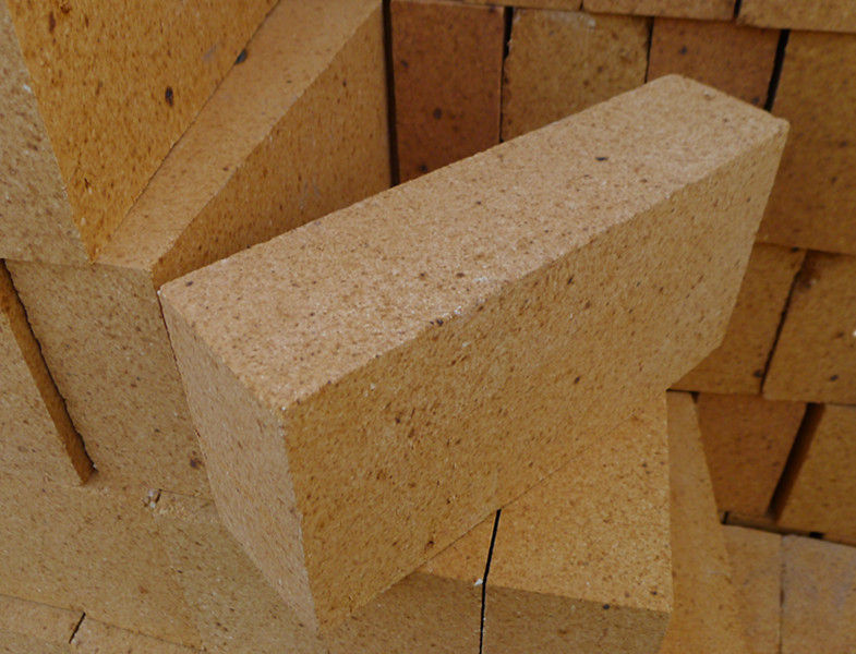 Red Refractory Bricks , Fireclay Bricks High Temperature Resistance 230*114*65 /230*114*20