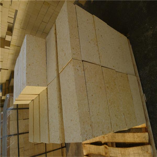 Refractory Material Fireclay Brick High Temperature Resistant For Petroleum