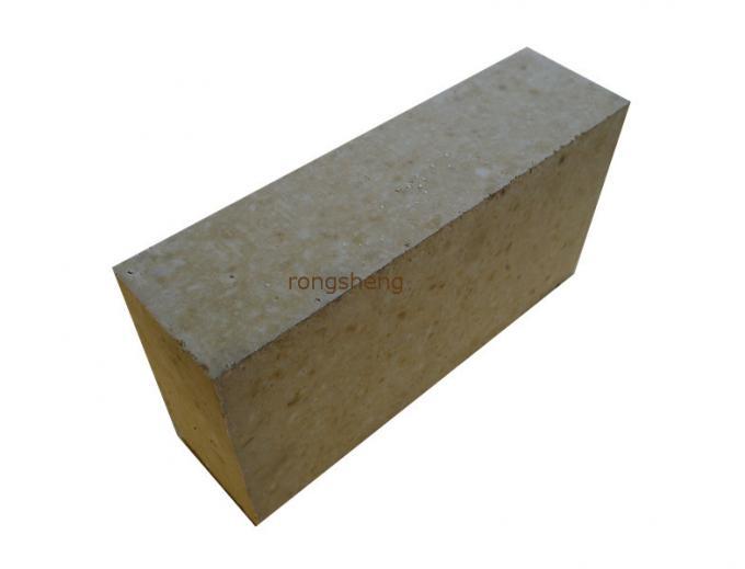 High Alumina Insulation Fireplace Refractory Brick For Ceramic Tunnel Kiln