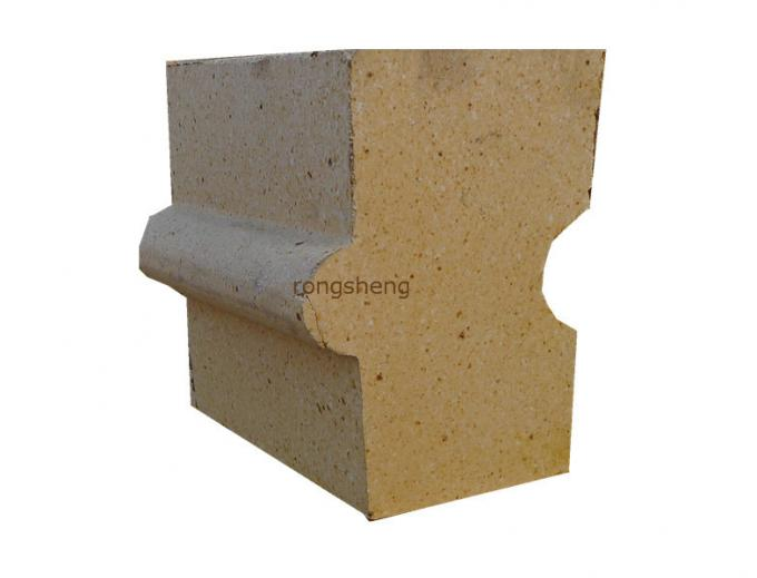 High Temperature Fireplace Refractory Brick For Steel Furnace And Tunnel Kiln