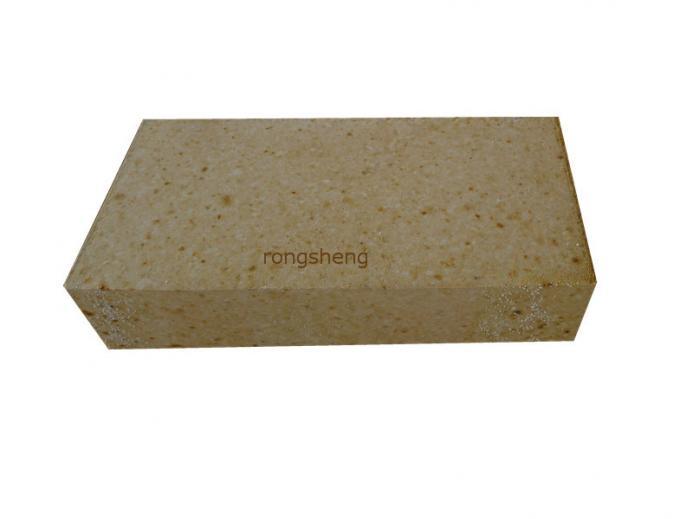 High Density Rolling Furnace Bricks , High Alumina Refractory Bricks
