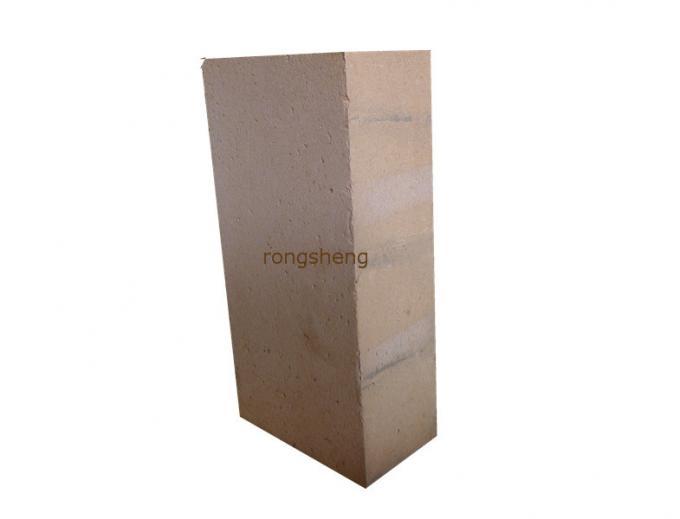 High Temp Light Weight Fire Clay Insulation Brick Refractory For Forging Furnace