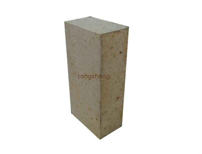 Insulated Refractory Steel Furnace Bricks And High Alumina Bricks