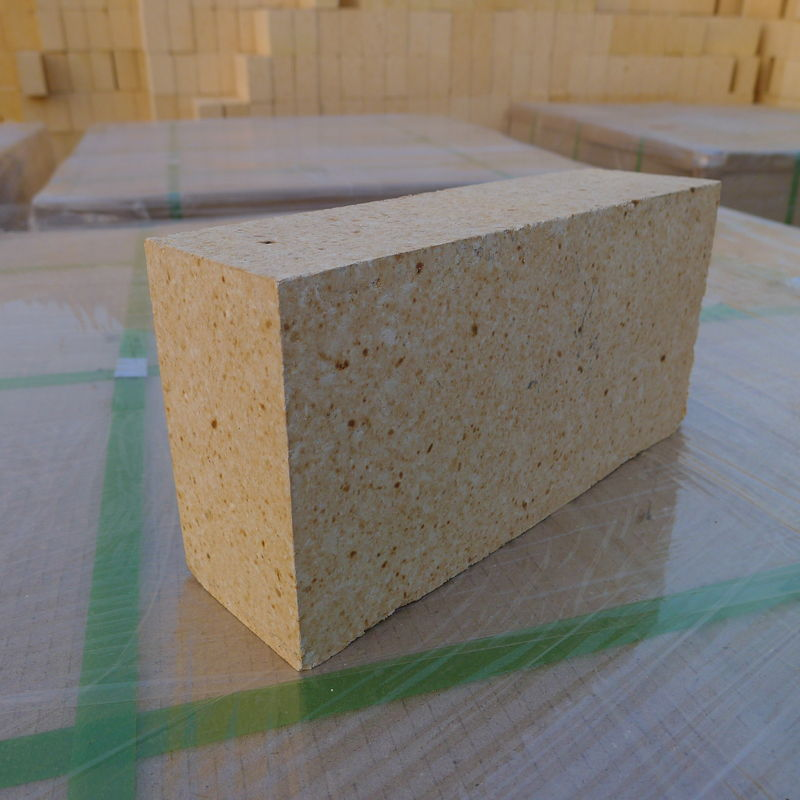 Abrasion Resistance 75% refractory fire bricks For Industrial Furnaces