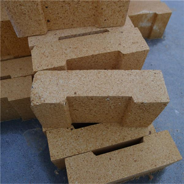 Anti Resistant Alumina Refractory Bricks , Insulating Fire Brick For Heating Furnaces