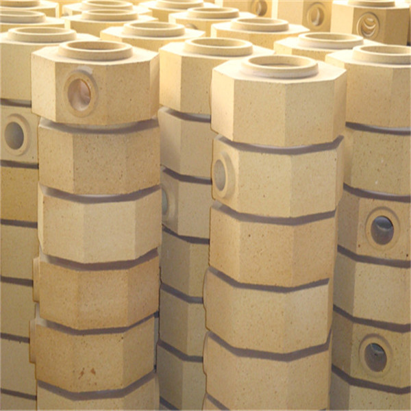 Cement Furnace High Alumina Refractory Brick Customized Ladle Brick