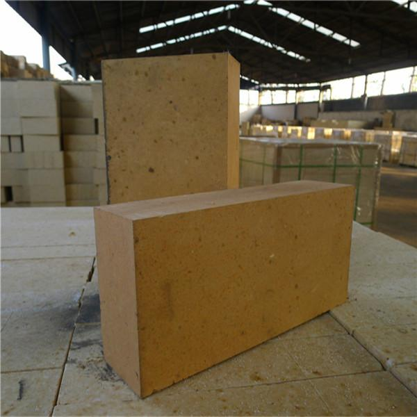 Easy Operation High Alumina Refractory Brick For General Industrial Furnaces