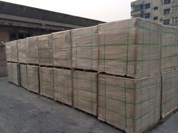 High Alumina Refractory Fire Bricks Anti Spalling For Cement Kilns Factory