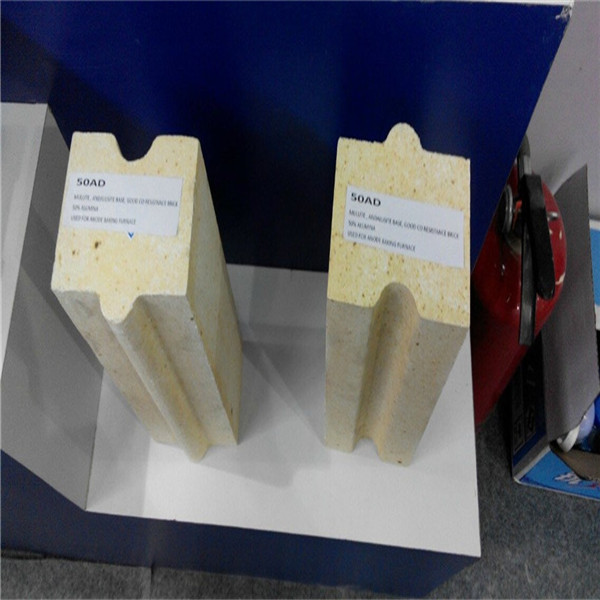High Strength Low Refractoriness Alumina Refractory Bricks For Cement Rotary Furnaces