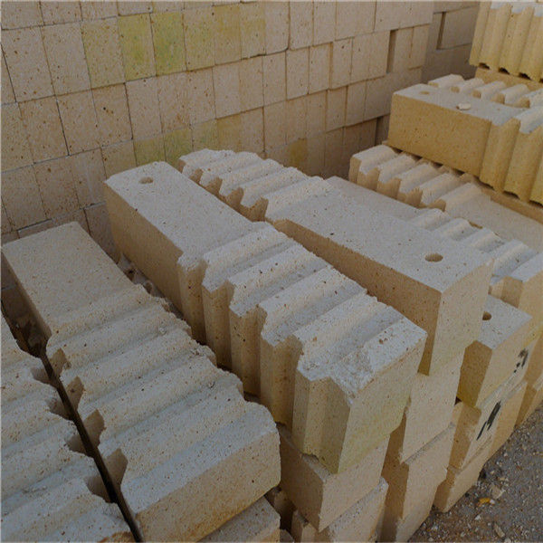 Size Customized High Alumina Refractory Brick Wear Resistant For Furnace