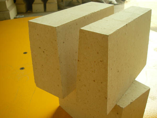 Special High Alumina Refractory Brick Wear Resistant For Grinding Industrial