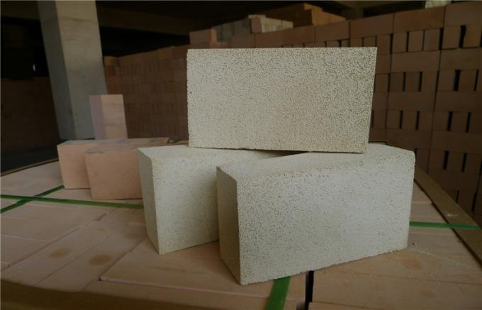 Lightweight High Alumina Insulating Fire Brick Refractory For Industrial Furnace