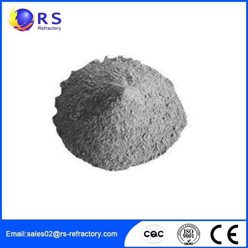 High Strength Lightweight Refractory Cement With Heat Shock Stability