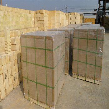 Refractory High Aluminum Kiln Refractory Bricks RSGL-65 For Glass Furnace