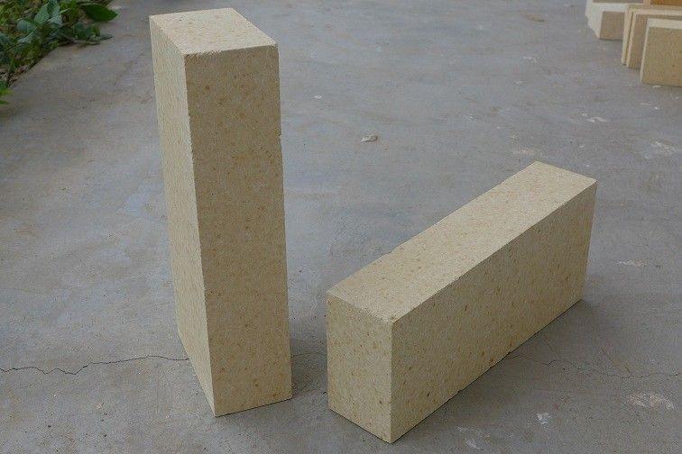 Shaped Ceramic Tunnel Kiln Refractory Bricks Medium Duty Firebrick