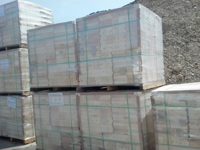 Furnace Refractory Bricks Standard Size For Cement Industry / Cement Kiln