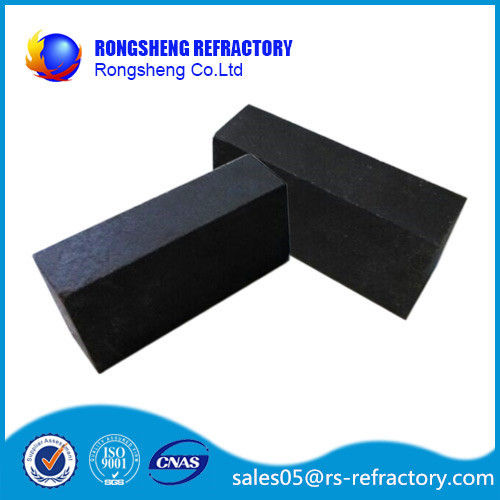 High Refractoriness Magnesia Bricks For Steel / Cement / Ceramic Plant