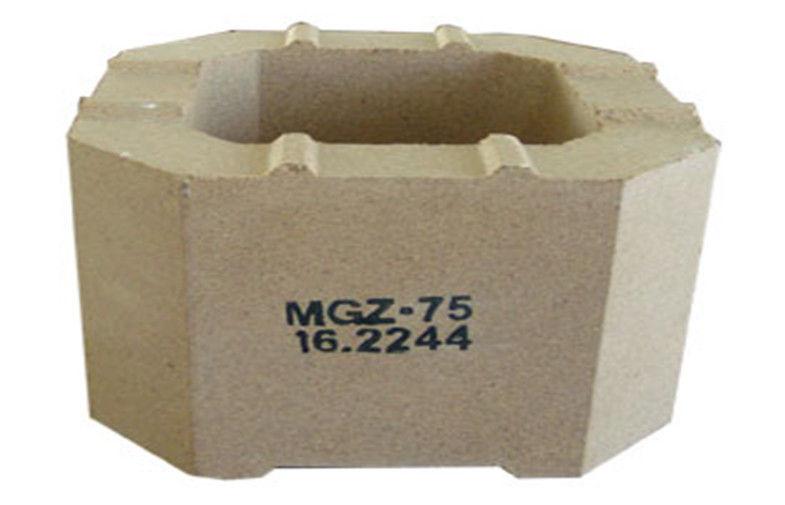 Высокотемпературные изоляционные магнезиальные кирпичи Огнеупорные материалы для цементной промышленности / роторной печи