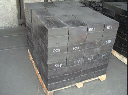 Professional Magnesia Bricks Customized Size With Good Thermal Shock Resistance