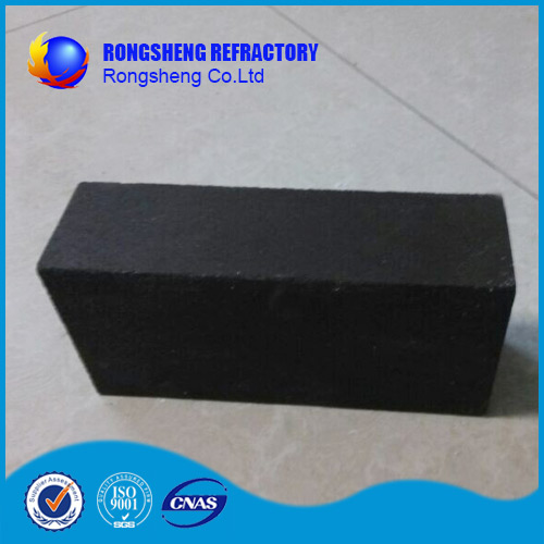 Refractory Fireproof Magnesia Chrome Brick For Steel , Cement , Ceramic Plant