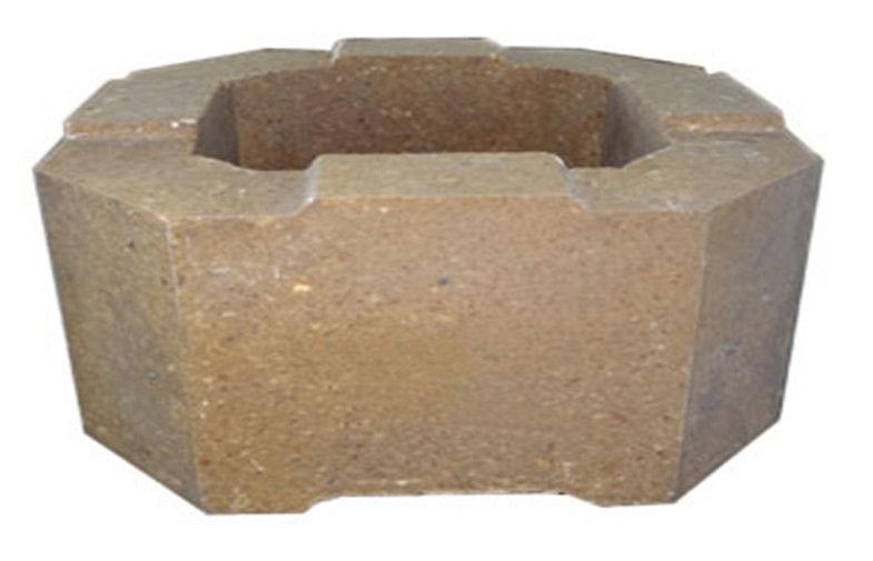 Формованный циркон / глинозем магнезия кирпич для промышленной печи MZ 89 MZ 91