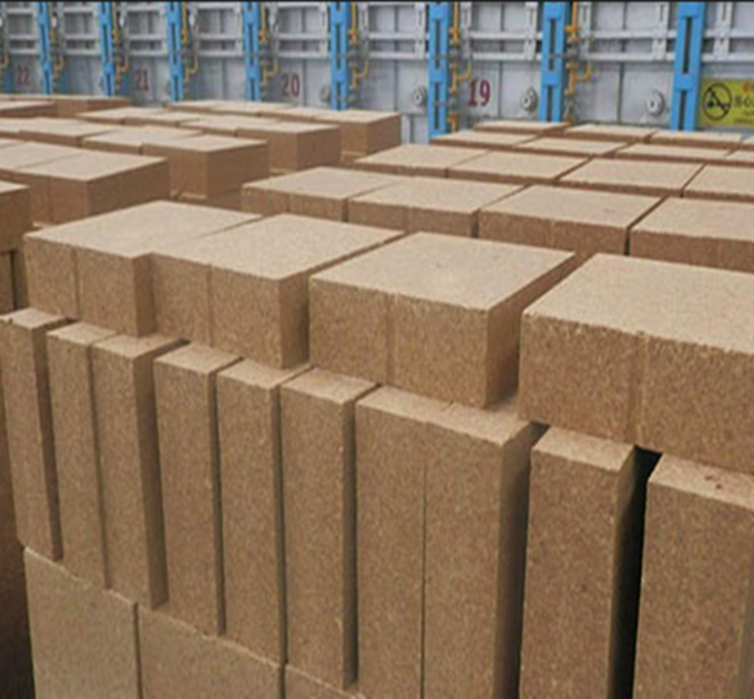 Standard Size Magnesia Chrome Brick Refractory Material For Industrial