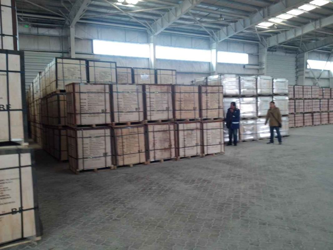 The Refractory Material High Refractoriness Magnesia Bricks For Glass Furnace Standard Size
