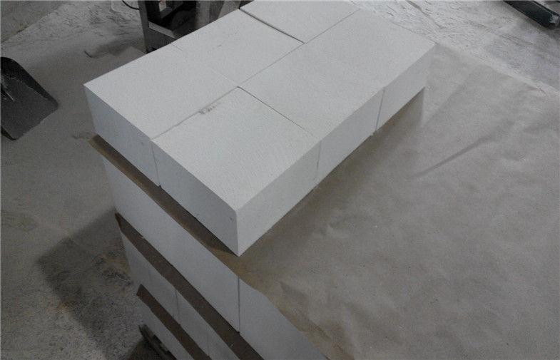 Alumina Cement Mullite Brick Standard Size For Blast Stove / Steel Furnaces