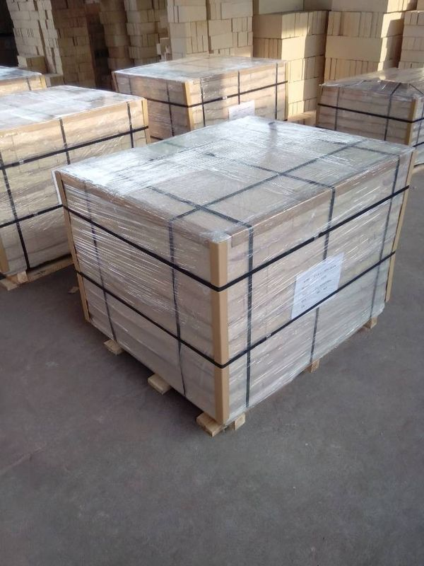 Lightweight Low Density Mullite Insulating Fire Brick For Ceramic Tunnel Kiln