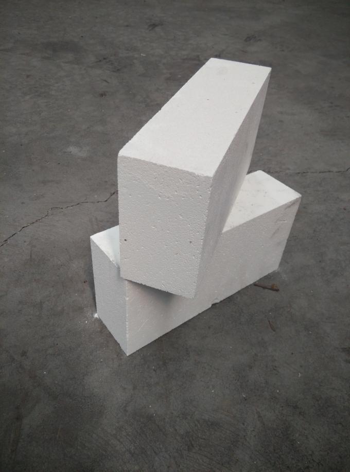 Low Density JM 23 Mullite Insulation Brick For Soaking / Gas Furnace