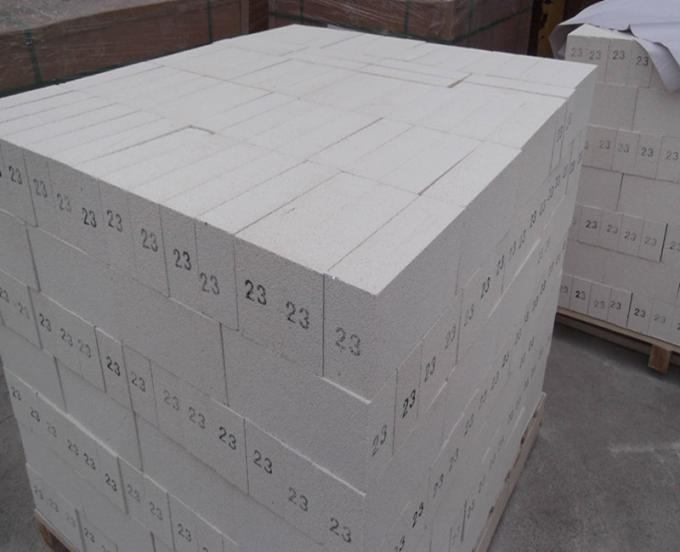Low Density Mullite Brick Refractory Material For Blast Furnace / Hot Blast Stove