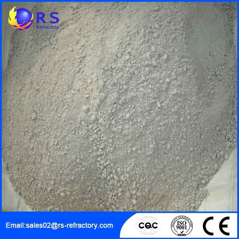 Al2O3 65% High Alumina Castable , Wear Resistance High Temperature Refractory Cement