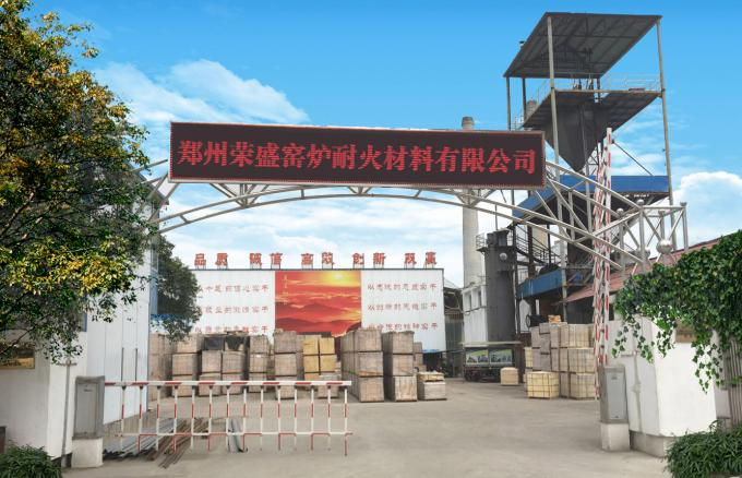 High Strength Refractory Castable Scouring Resistance For Rotary Kiln ,Cement Kiln