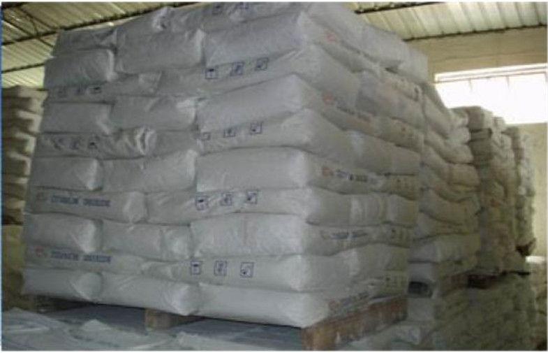 Unshaped Refractory Castable Corundum Erosion Resistance Based Calcium Aluminate cement