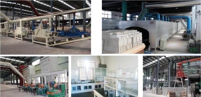 Rongsheng Refractory bricks / materials / ceramic fiber blanket