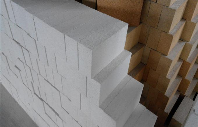 Furnace Kiln Light Weight Refractory Products Mullite Insulation Brick