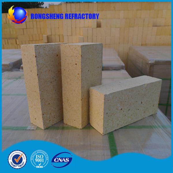 High Strength Refractory Brick , Fire Proof Bricks For Roller Hearth Kiln