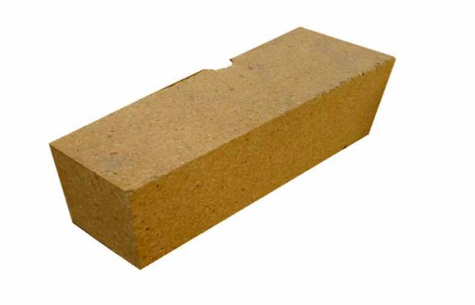 Refractory Products Brick For Steel Metallurgy Furnace , high strength